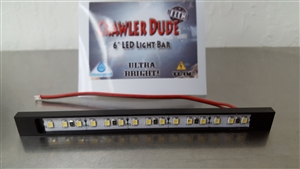 "Crawler Dude 6"" LED Light Bar CDL0600"