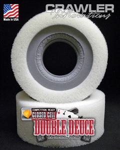 "Crawler Innovations Double Deuce 6"" Standard Inner with Soft Outer CWR-1021"