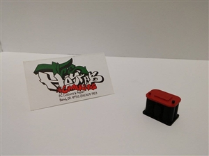 The Hoyfab Crawlers Scale Optima Battery Accessory (Comes in either Black with Red, Grey with Blue, or Grey with Yellow) HFB-005