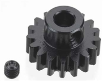 HPI Pinion Gear 17t 1mm/5mm shaft # 100916