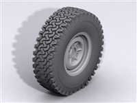 "Clearance!!!  RC4WD Dirt Grabber 1.9"" All Terrain Tires Z-T0005  **"
