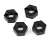 Enroute Berg 2.2 V2 Hex Hub/4 pcs.  (works with SDS Customz Super 300 axles) # EBG109