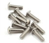 Enroute M3X10MM Round Head Hex Socket Screw (10 Pcs.) #EBG143