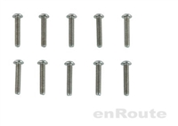 Enroute M3X16MM round Head Hex Socket Screw (10 Pcs.) #EBG145
