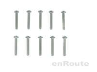 Enroute M3X20MM Round Head Hex Socket Screw (10 Pcs.) #EBG146
