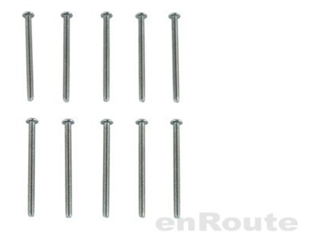 Enroute M3X40MM round Head Hex Socket Screw (10 Pcs.) #EBG148