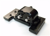 GCM 4WD Transfer Case (1:1) Black GR0031