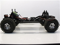 GCM Machine SCX Mounts Combo Kit finished in Black (Previously GR0089) # GR0155