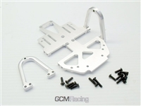GCM Racing Vaterra Twin Hammers Front Tower Plate With Hoops GR0098