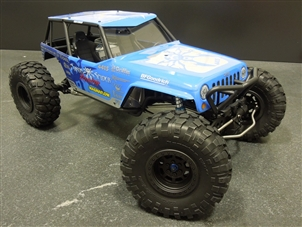 Blue Monkey Windshield for Wraith BM-243
