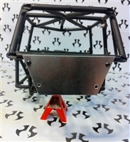 Carter Fab and Machine Axial Wraith Rear Filler Panel CFM-004