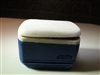 $10 OFF Miniatures Cooler Filled with Ice and Soda Pop Bottles (Blue) CC-CCBBQ7b **