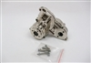Integy Alloy Clodbuster Gearbox Housing for one axle #C22700SILVER
