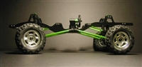 TCS X-Trail Scale Chassis for the Axial AX10 Scorpion