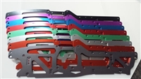 DISCONTINUED - TCS 5mm XL Chassis for the HPI Savage Flux HP and 2350 (click to choose color)