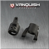 Vanquish Axial Wraith and XR-10 Incision C-hubs Black #VPS02004