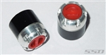 SSD Scale Locking Hubs (Red) SSD00011