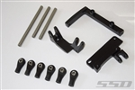 SSD Chassis Mounted Steering Kit for SCX10 SSD00026