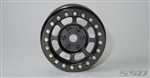 "SSD 1.9"" Steel Trail Beadlock Wheels (Black) SSD00076"