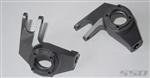 Pro Aluminum Knuckles for Wraith / RR10 (Grey) SSD00105
