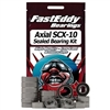 Team Fast Eddy Axial SCX-10 Sealed Bearing Kit TFE-SCX10