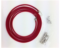 Hot Racing 1/10 Scale Rock Crawler Bungee Cord Kit ACC468K