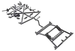 Axial Racing Y-380 Cage Top Rear/Tire Carrier Yeti AX31117