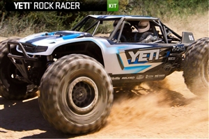 Axial Racing Yeti 1/10th Scale Electric 4WD - KIT AX90025