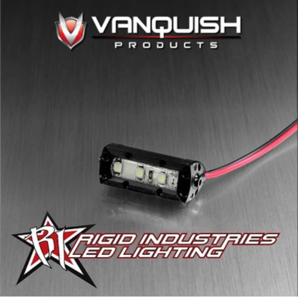 Rigid industries 1in led light bar black or silver vps06761 vps06762 vanquish rigid industries 1in led light bar black or silver vps06761 vps06762 aloadofball Images