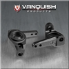 Vanquish Axial SCX10 8 Degree Knuckles Black