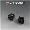 Vanquish Products AR60 OCP Aluminum Axle Shock Link Mounts for Axial Wraith (available in black, silver or grey) VPS04720 VPS04721 VPS04725