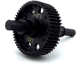 Hot Racing Steel Diff Locker Gear Wraith WRA38X
