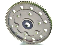 $5 OFF Hot Racing Wraith Hard Anodized 80T Alum. spur gear WRA880H